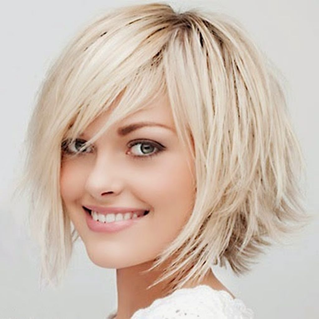 Layered Hair Cuts For Short Hair The Hottest Women Short Hairstyles In Early And Fall 2014 Part Of - Women Medium Haircut